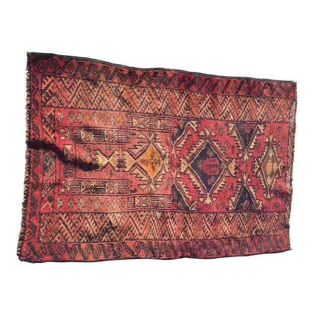 "Baluchi Persian Rug, 2'5"" x 3'7"" - Image 1 of 8"