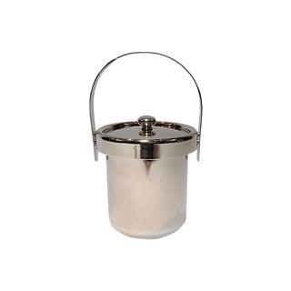 Silverplate Italian Ice Bucket