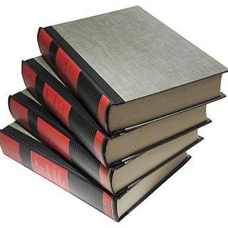 Winston Churchill Books - Set of 4