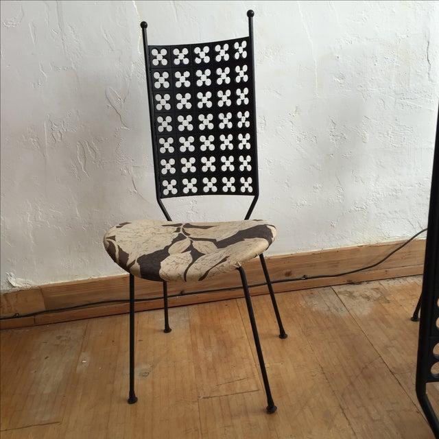 Image of Arthur Umanoff Dining Chairs- Set of 4