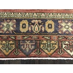 "Image of Vintage Turkish Oushak Runner - 4'4""x9'11"""