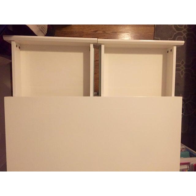 Lacquer Storage Coffee Table West Elm: West Elm Lacquer Storage Mini Desk