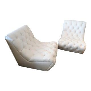 HStudio Zoie Lounge Chairs - A Pair