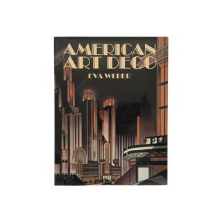 Vintage American Art Deco Book