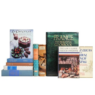The Kitchens of France Books - Set of 10