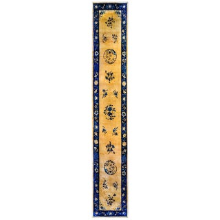 Exceptional Chinese Art Deco Runner