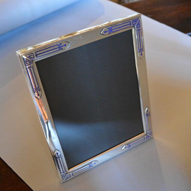 Art Deco Sterling Frame - Image 2 of 7