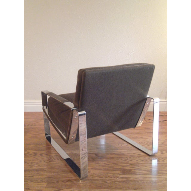Mid-Century Milo Baughman Lounge Chair - Image 6 of 10