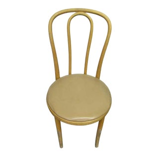 Cream Thonet Bentwood Chair