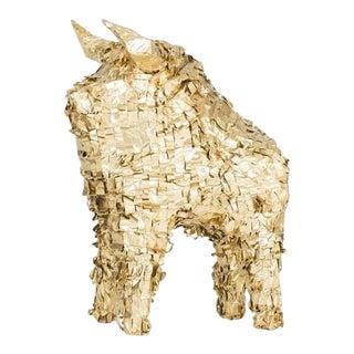 """Bodacious (Bull)"" Gold Paint"