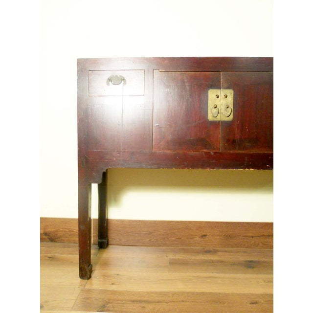 Antique Chinese Ming Buffet Cabinet, 1800-1849 - Image 4 of 10