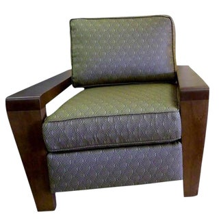 Thayer Coggin Jackson Upholstered Lounge Chair