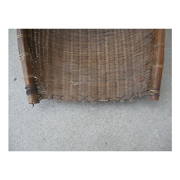 Primitive Rice Scoop Basket - Image 4 of 9