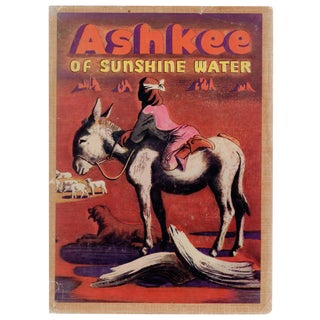 'Ashkee of Sunshine Water: Navaho Indian' Book by Faith Hill and Mabel F. Rice
