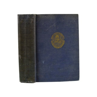 Antique 'The Works of William Shakespeare' Book
