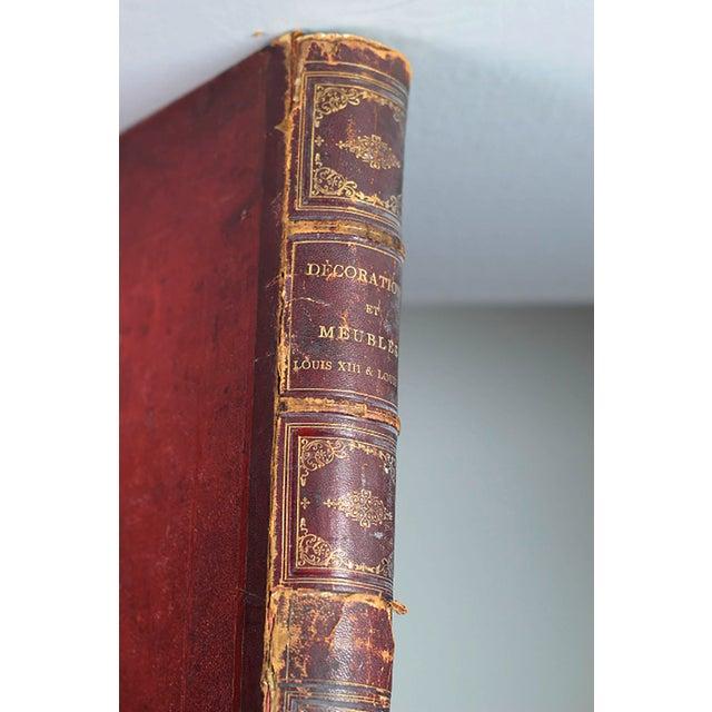 Antique Decorator's Book - Image 3 of 7