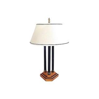Modernist Bouillotte Lamp