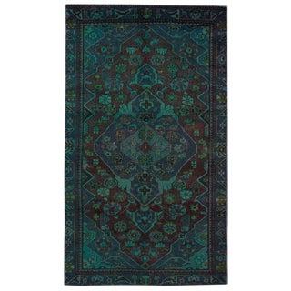 "Apadana - Vintage Persian Rug, 3'8"" x 6'4"""