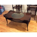 """Image of Chippendale """"Looking Glass"""" Coffee Table"""