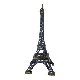 Vintage Eiffel Tower Souvenir