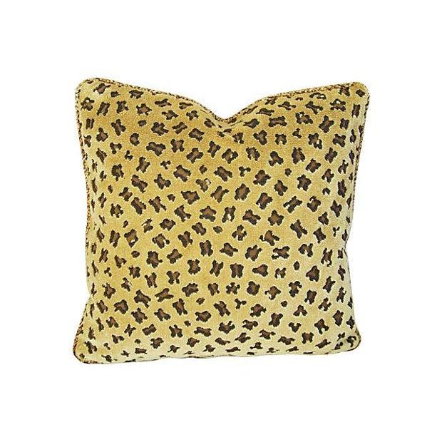 Rogers & Goffigon Gattopardo Pillows - A Pair - Image 7 of 8