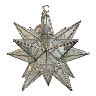 Moroccan Star Pendant Light
