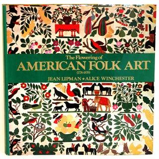 The Flowering of American Folk Art