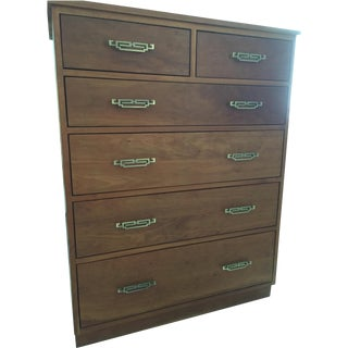 Room and Board Linear Cherry Dresser
