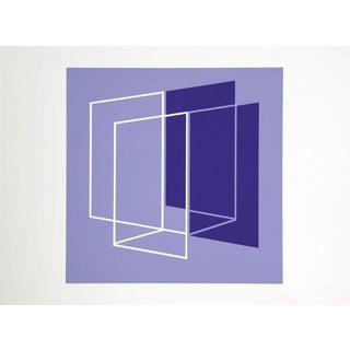 "Josef Albers ""Portfolio 1, Folder 26, Image 1"" Print"