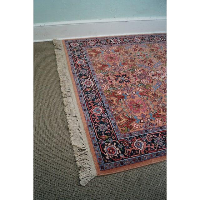 Karastan Williamsburg Heriz Carpet - 5′10″ × 9′11″ - Image 3 of 10