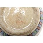 Image of Floral Design Asian Vase