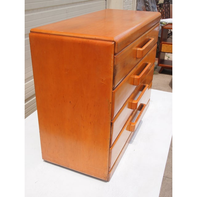 Russel Wright Chests of Drawers - A Pair - Image 5 of 5