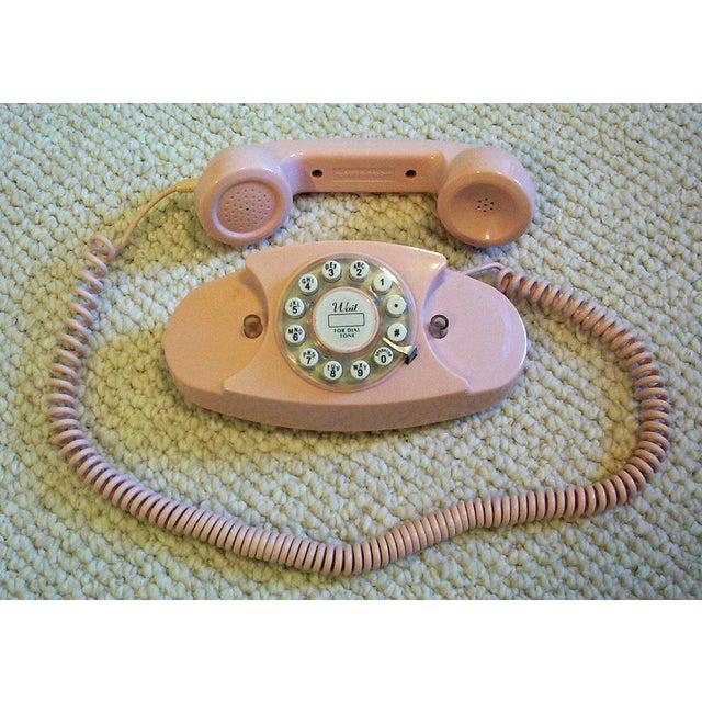 Image of Crosley Reproduction Pink Princess Phone