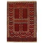 Image of Early 20th Century Turkmen Prayer Rug