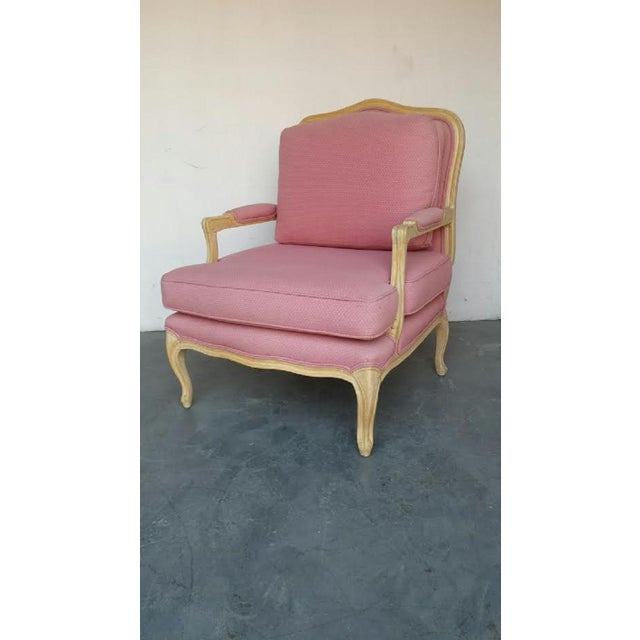 French Armchair in Louis XV Style - Image 3 of 5