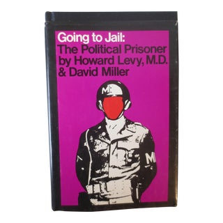 'Going to Jail: The Political Prisoner' 1970 Book