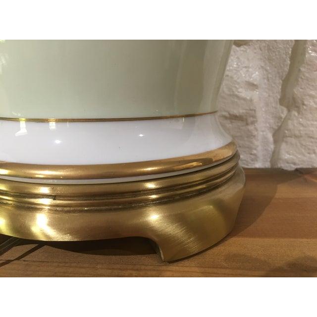 Vintage Frederick Cooper Ginger Jar Lamp - Image 5 of 5