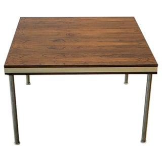 Finn Juhl Rosewood Coffee Table