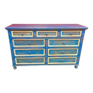Chest of Drawers -Eco-Friendly Reclaimed Solid Wood