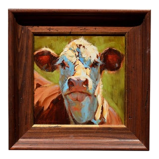 "Kelly Brewer ""Rockstar"" The Cow"