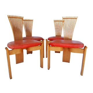 Torstein Nilsen Totem Chairs - Set of 4