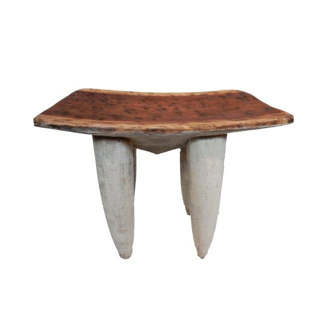 Senufo Stool or Table I coast - Image 1 of 9