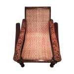 Image of Antique Indian Plantation Chairs - Pair