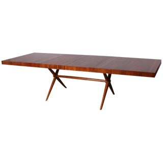 Walnut Dining Table by T.H. Robsjohn-Gibbings