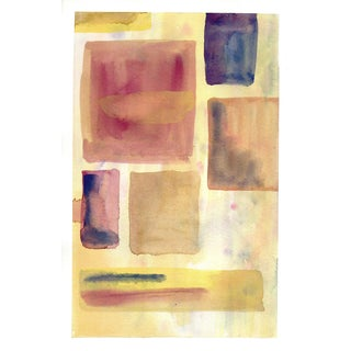 """""""Dusty Squares"""" Original Abstract Painting"""