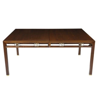 Michael Taylor Extendable Dining Table