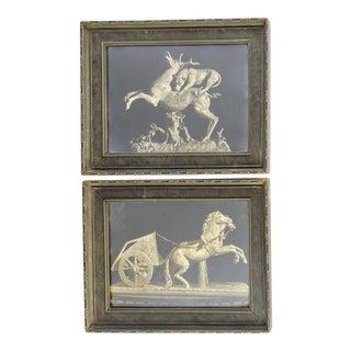 Circa 1900 Photographs of Sculpture - A Pair