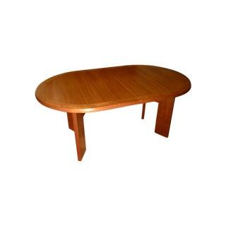 Skovby Kirsebaer Solid Cherry Dining Table