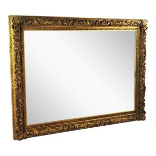 Early 19th Century Victorian Period Mirror