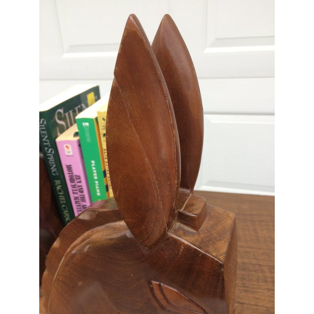 Art Deco Horse Head Bookends - A Pair - Image 5 of 6